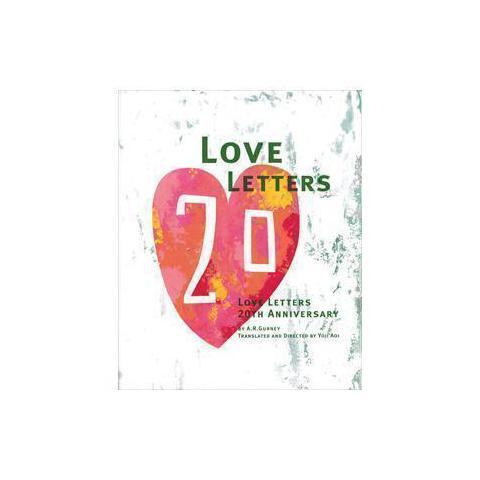 LOVE LETTERS 20th Anniversary[パンフレット] メイン画像